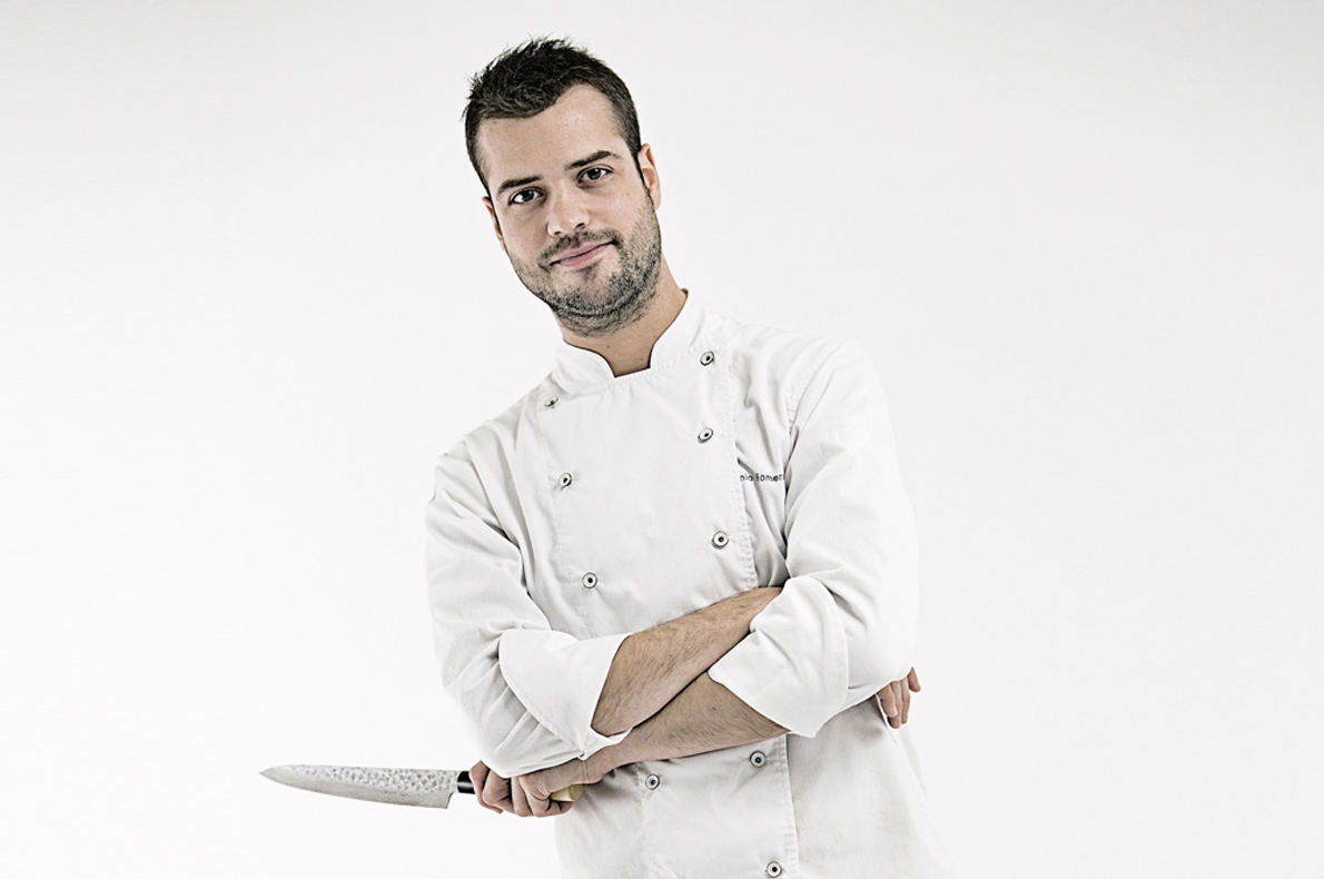 Chef Antonio Romero